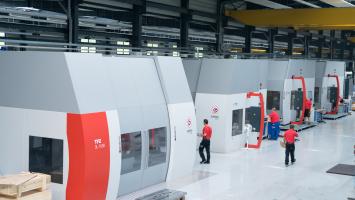 REIMINK Machines vertegenwoordigd SAMAG GmbH
