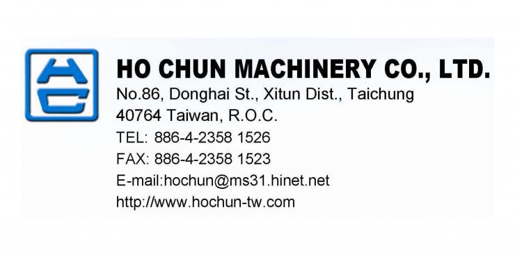 Ho Chun Freesmachines